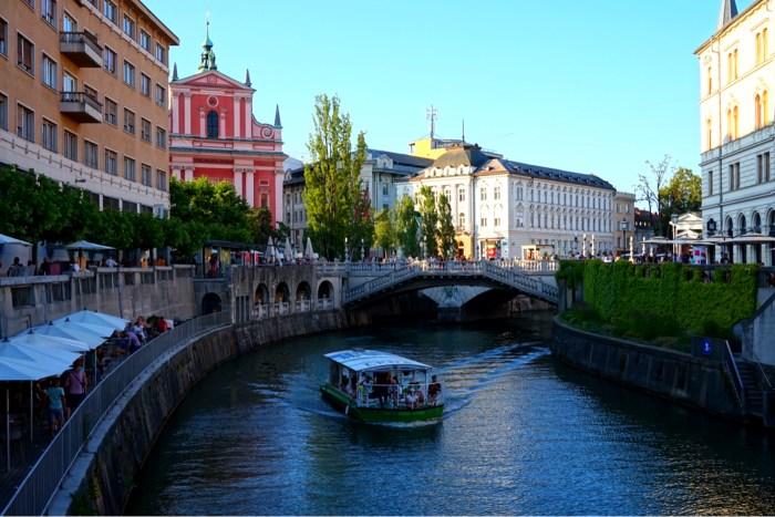 Ljubljana, Slovenien- Roadtrip