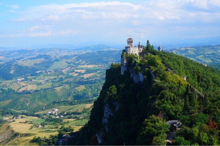 San Marino - Roadtrip