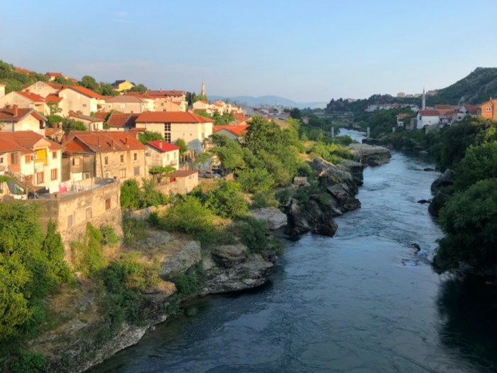 Mostar i Bosnien - Roadtrip