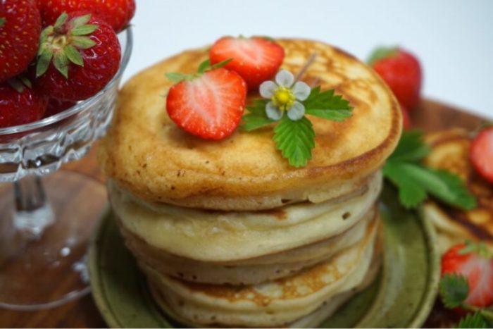 Fluffiga pannkakor