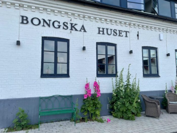 Abbekås och Bongska huset