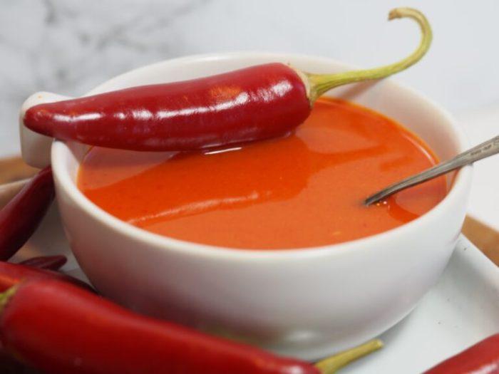 Hot chilisås
