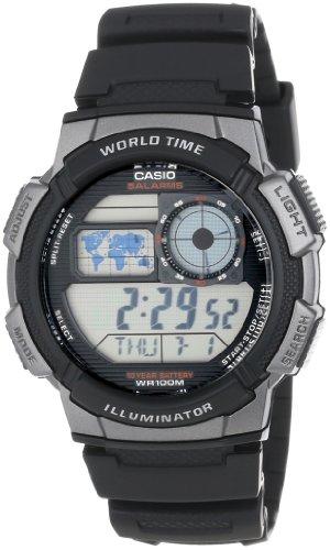Mẫu đồng hồ thể thao của Casio với thiết kế đầy nam tính