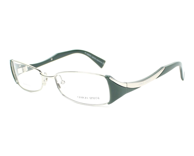 Giorgio Armani Eyeglasses Ga 639 300 Silver