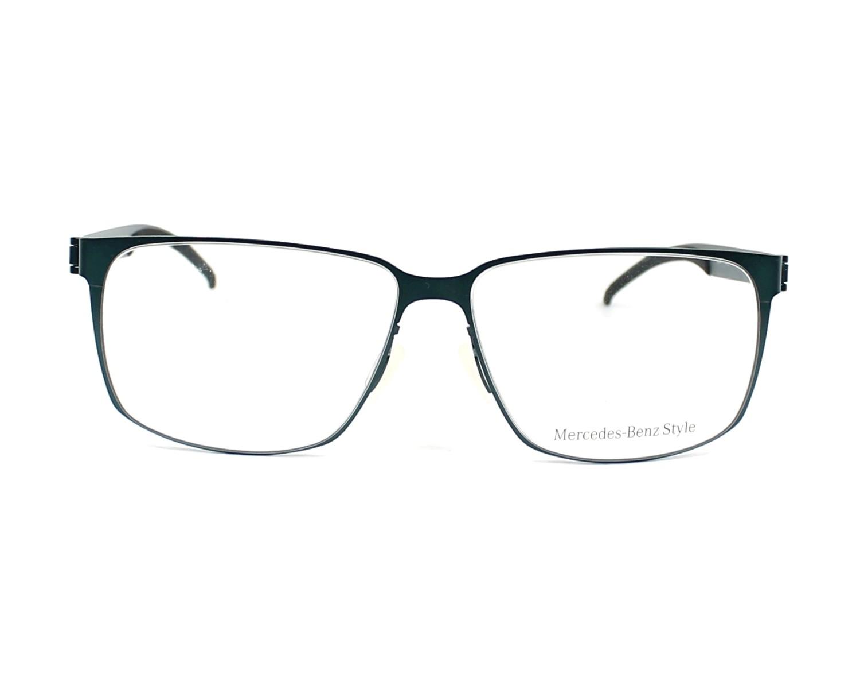 Mercedes Eyeglasses M B Green