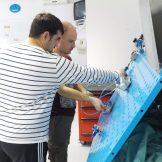 Hidraulika i pneumatika - Zlatan Pišpecki i Đorđe Đurđević u akciji