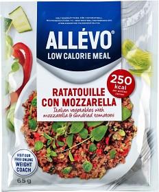 Bild på Allévo Low Calorie Meal Ratatouille Con Mozzarella