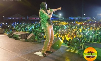 """Listen Popcaan Gritty New Song """"Trouble Deh Deh"""" – V-Link Media"""
