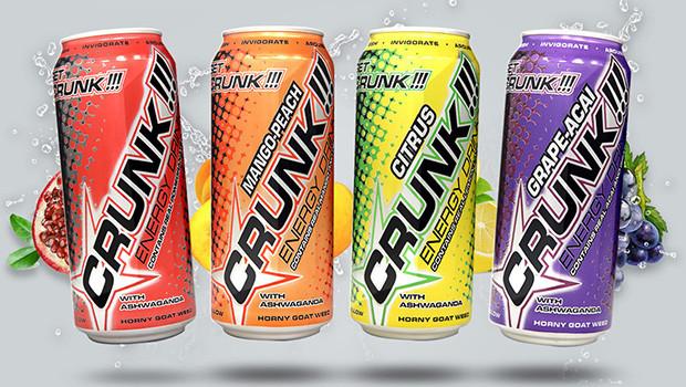 Energy Drink Ingredients Crunk