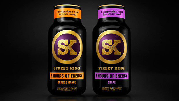 Energy Drink Ingredients Street King