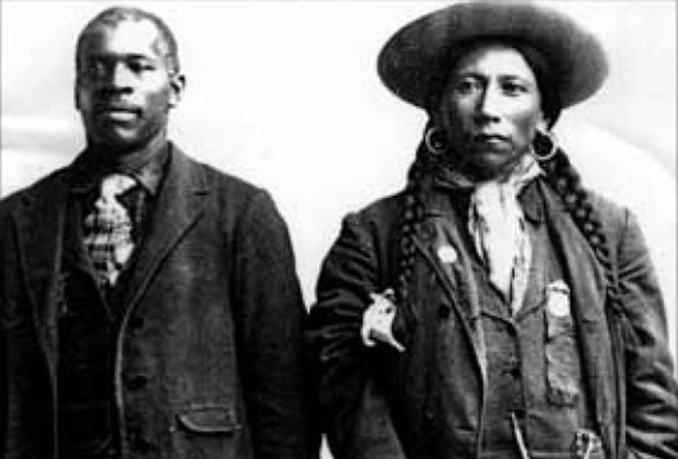 Thousands of descendants of black slaves were brought to Oklahoma more than 170 years ago by Native American owners. The Cherokee nation voted after the Civil War to admit the slave descendants to the tribe. But recently, the tribe's Supreme Court ruled that a 2007 tribal decision to kick the so-called 'Freedmen' out of the tribe could be upheld.