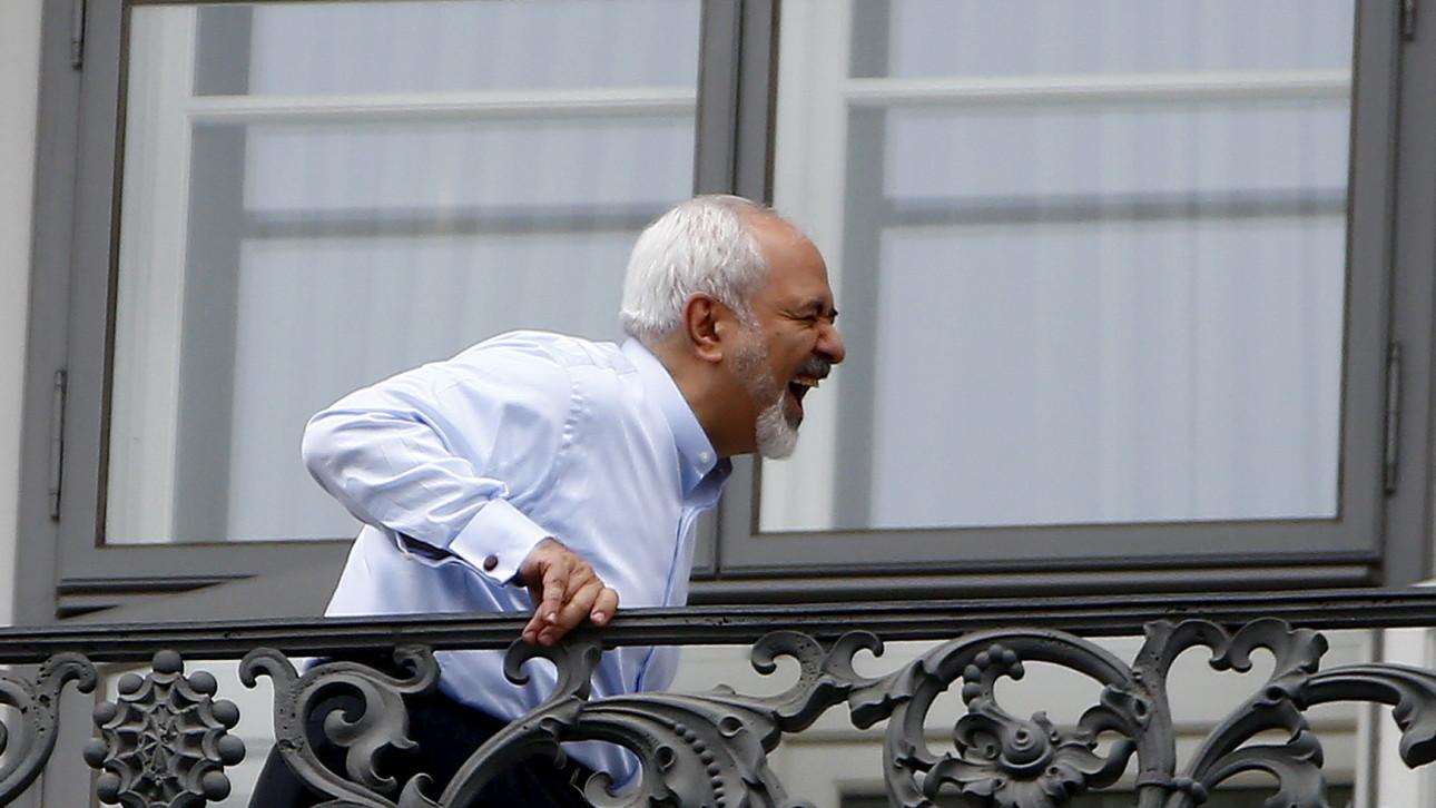 Image result for ядерная сделка с ираном зариф балкон