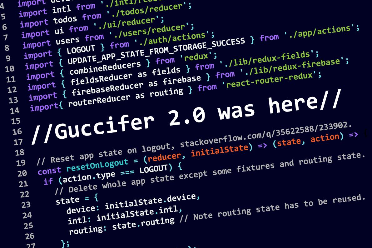 Resultado de imagen para Guccifer 2.0