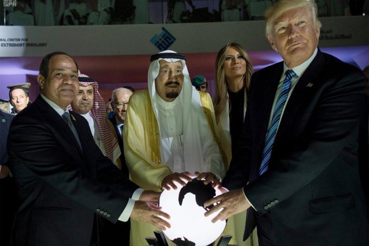 Image result for anti trump arab