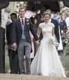Pippa Middleton's wedding day.
