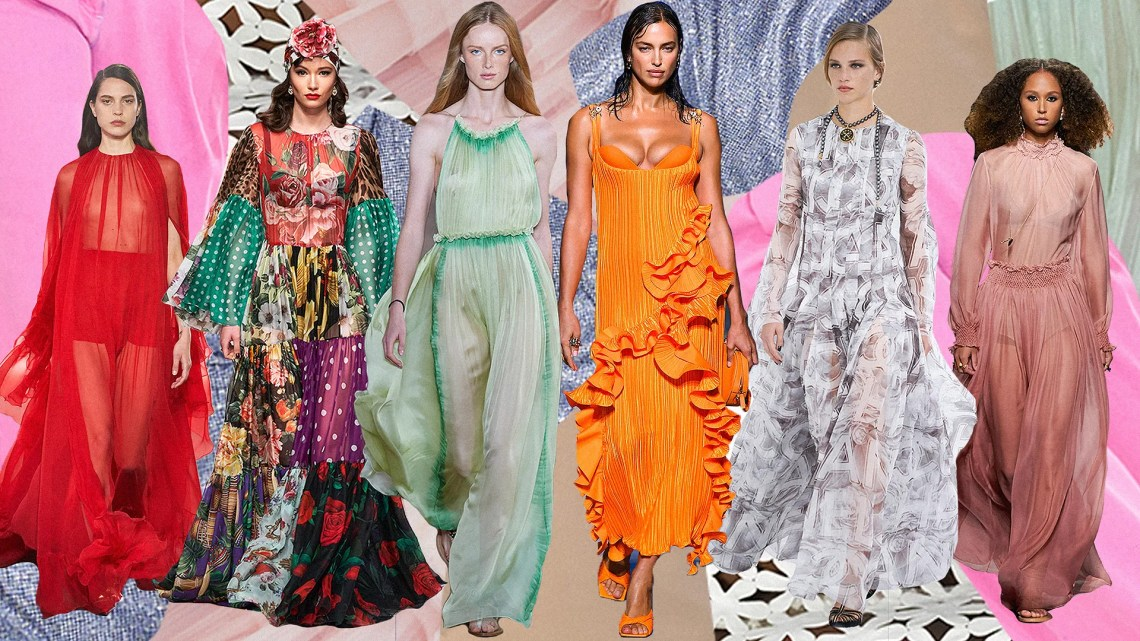 The 12 Spring/Summer 2021 Fashion Trends To Know Now ...