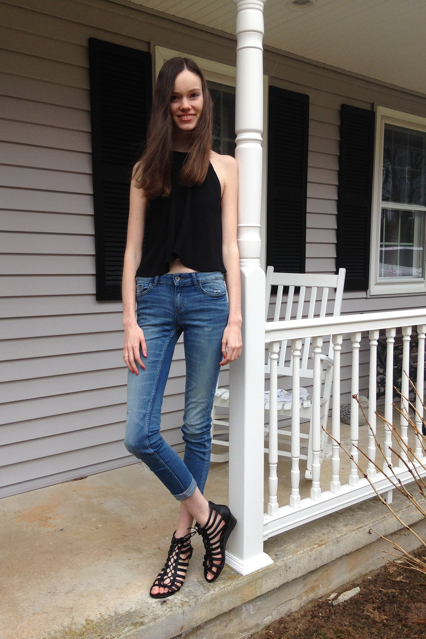 Denim Selfies 25 Models On Why Theyll Be Forever In Blue