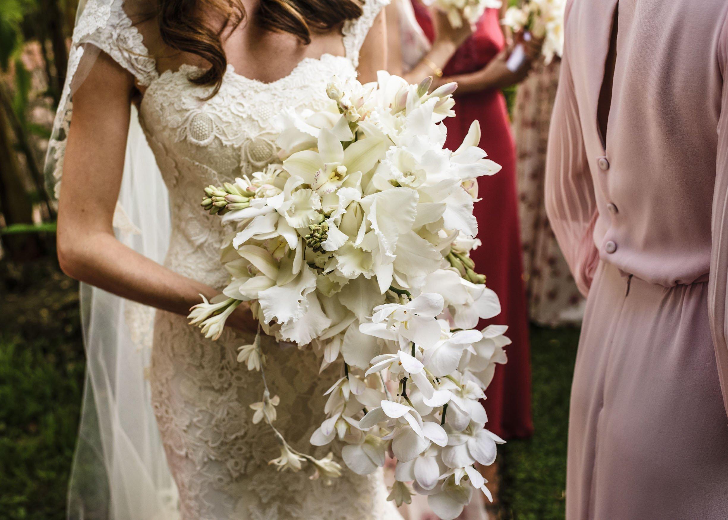 My bridal bouquet.