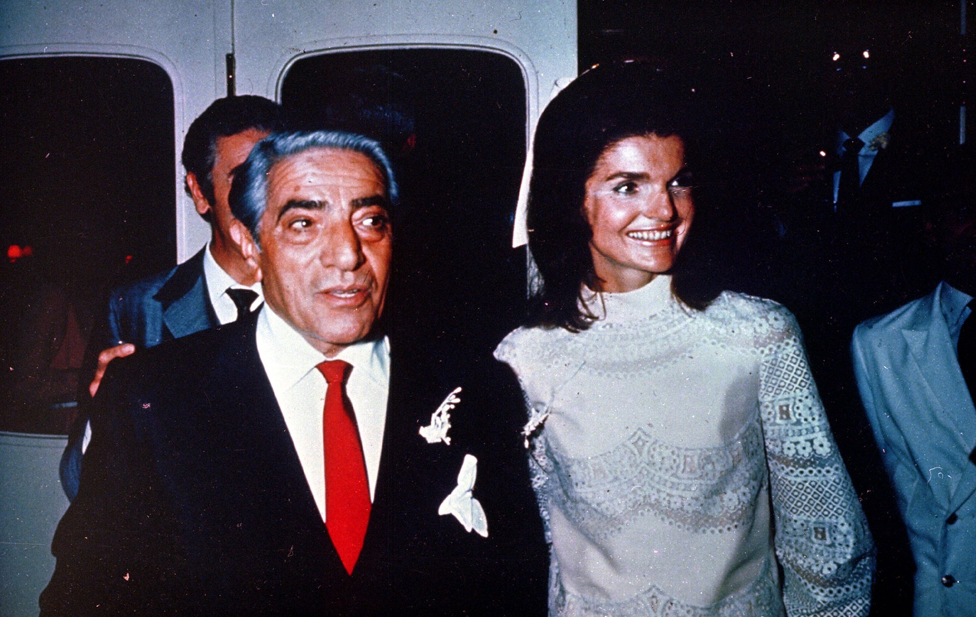 The Real Story Behind The Wedding Of Jackie Kennedy And