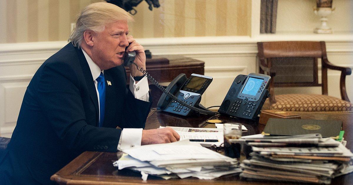 Image result for trump's desk