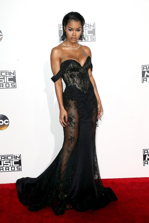 Image result for teyana taylor american music awards