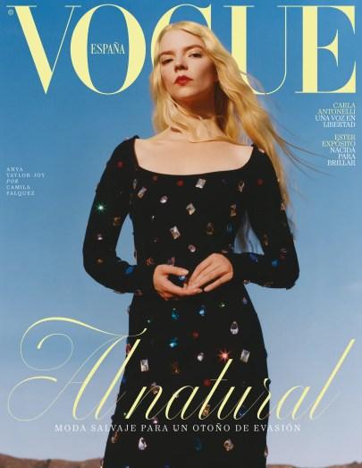 Vogue octubre 2021