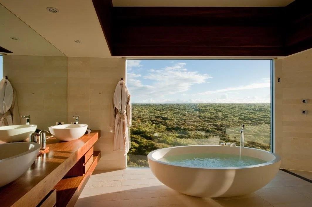 les plus belles salles de bain d hotels
