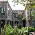 Take A Virtual Tour Of La Casa Azul The Frida Kahlo Museum In Mexico Vogue Paris