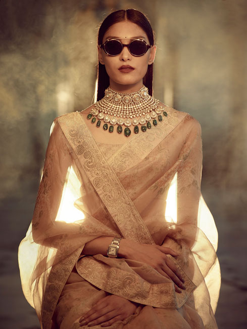 Sabyasachi Jewelry Statement Necklace The Rajasthani