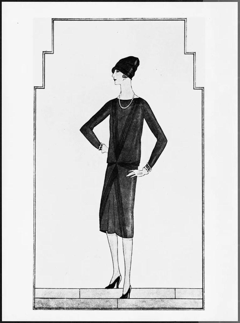 El Little Black Dress de Chanel