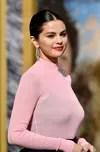The singer Selena Gomez