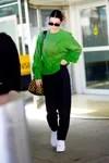 Kendall Jenner wearing tennis whites