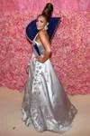 Thalia poses at the Met Gala edition 2019