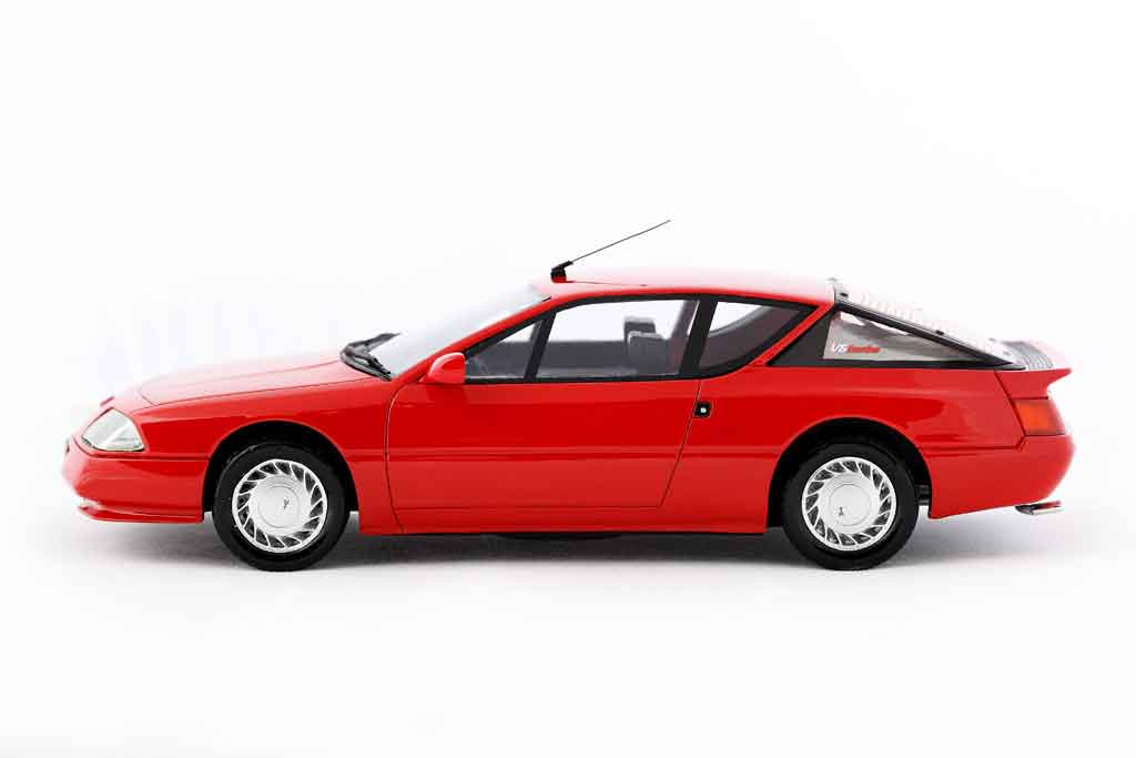 Renault Alpine GTA V6 Turbo 1990 Red Ottomobile Diecast