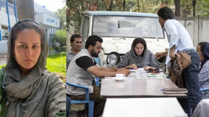 صحراء كريمي، هي الرئيسة التنفيذية لشركة إنتاج أفلام حكومية
