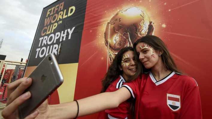 كرة القدم النسائية بدأت بالازدهار في مصر