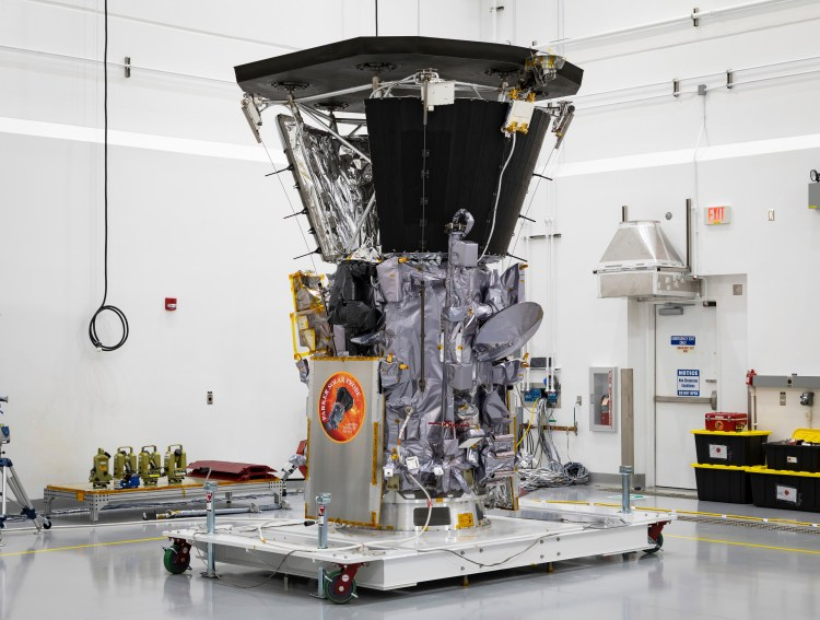 First Results From NASA Solar Probe Surprise