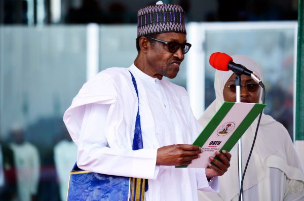 nigeria in one fell swoop buhari weeds out jonathans - HD1484×983