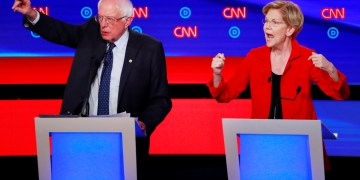 Warren: Sanders Told Her He Didn't Think a Woman Could Be Elected President