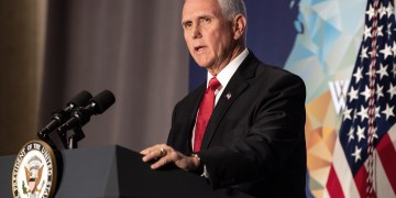 Pence Visiting Wisconsin's Capital Metropolis, Liberal Stronghold