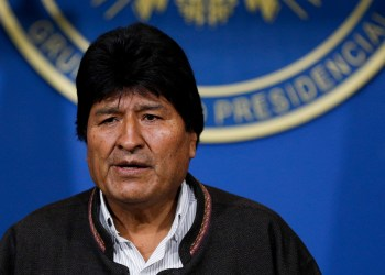 Bolivian President Resigns Under Mounting Pressure