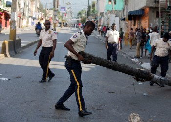 Haiti Anti-Government Protests Lose Momentum
