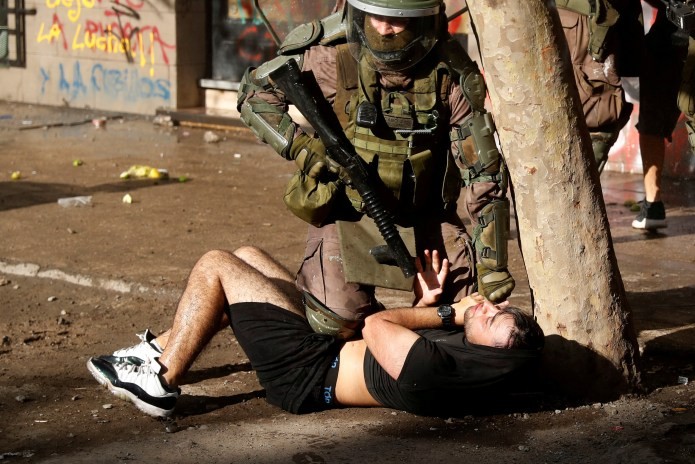 Chile Bracing for Fresh Unrest on Anniversary of Police Shooting Death