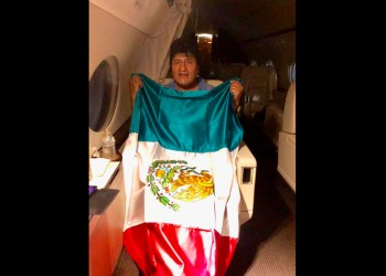 Evo Morales Heads to Asylum in Mexico, as US Applauds His Resignation as Bolivian President