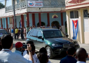 Cuba Grants Unprecedented Access to Presidential Tour