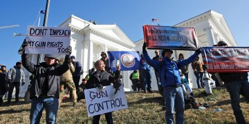 Virginia Lawmakers Reject Assault Weapon Ban