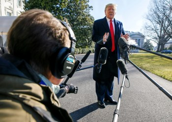 Trump: If Partial Truce Holds, I Would Put My Name on Taliban Peace Deal