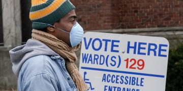 Black Voters Weigh Historical past, Health As They Vote in Wisconsin