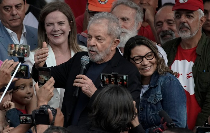 Former Brazilian President Released From Prison