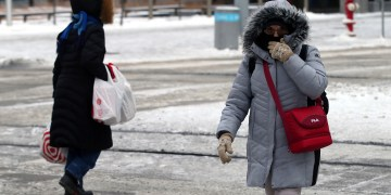 Arctic Blast Spreads Shivers to The Eastern US